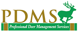 Professional Deer Management Logo